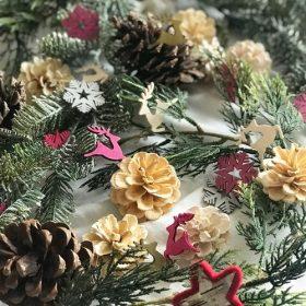 クリスマス ワークショップ ララブーケ 東京