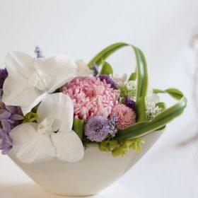 お供え花 プリザーブドフラワー ララブーケ