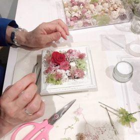 花 体験レッスン 足立区 ララブーケ
